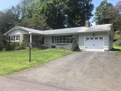 Stroudsburg Single Family Home For Sale: 305 Melmar Drive