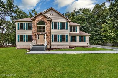 East Stroudsburg Single Family Home For Sale: 409 Indian Way