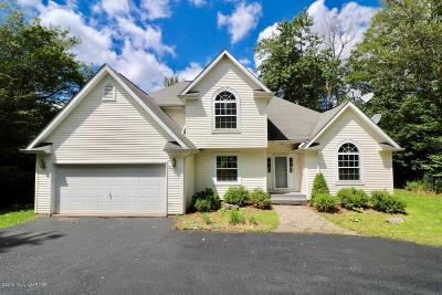 Tobyhanna Single Family Home For Sale: 1109 White Birch Ln