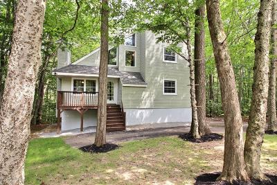 Tobyhanna Single Family Home For Sale: 1489 Belgravia Dr