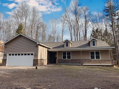 Pocono Lake PA Single Family Home For Sale: $289,000