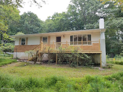 East Stroudsburg Single Family Home For Sale: 148 Jakes Road