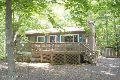 Pocono Lake PA Single Family Home For Sale: $92,000