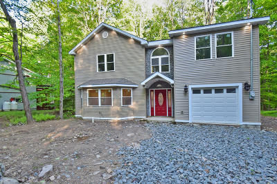 Pocono Lake Single Family Home For Sale: 200 Wyomissing Dr