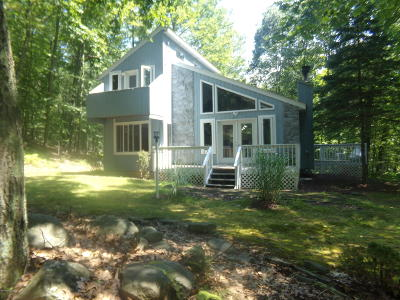 Bushkill Single Family Home For Sale: 131 Swallow Ct
