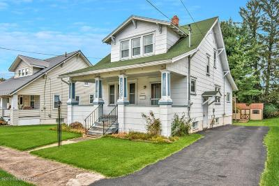 East Stroudsburg Single Family Home For Sale: 212 E Broad St