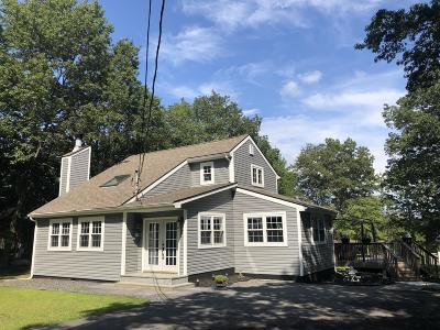 Bushkill Single Family Home For Sale: 73 Mountain Top Circle