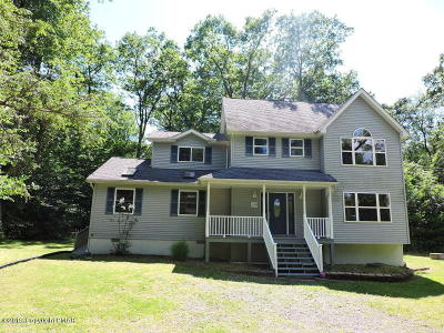 Tobyhanna Single Family Home For Sale: 109 Moosewood Ln