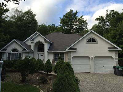 Tobyhanna Single Family Home For Sale: 2821 Oak View Ln