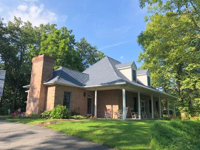 Stroudsburg Single Family Home For Sale: 5875 Cherry Valley Road