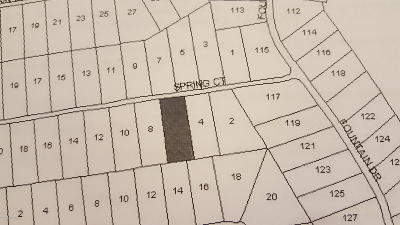 Residential Lots & Land For Sale: 6 Spring Ct
