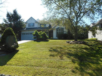 East Stroudsburg Single Family Home For Sale: 574 Eagle Dr