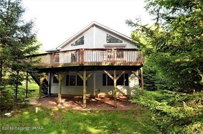 Pocono Lake PA Single Family Home For Sale: $230,000