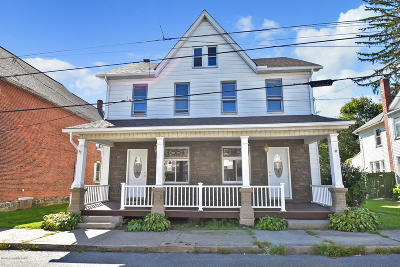 Bangor Single Family Home For Sale: 36 N 4th St