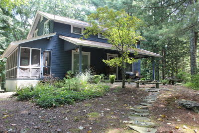 East Stroudsburg Single Family Home For Sale: 125 Heron Point Rd