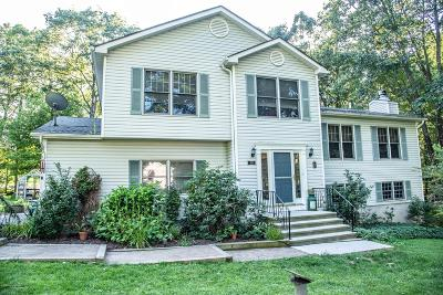 Stroudsburg Single Family Home For Sale: 435 Sassafrass Way