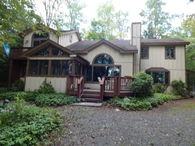 Pocono Pines Single Family Home For Sale: 5236 Woodland Ave