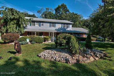Stroudsburg Single Family Home For Sale: 410 Norton Road