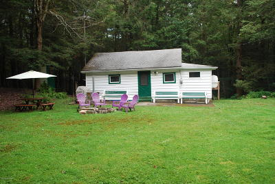 Monroe County Single Family Home For Sale: 580 T