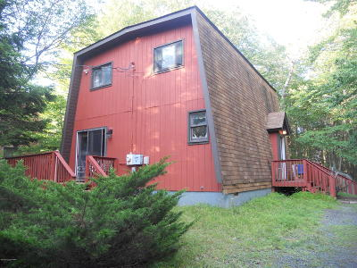 Tobyhanna Single Family Home For Sale: 1238 Winding Way