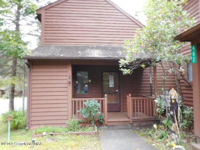Bushkill PA Single Family Home For Sale: $64,900
