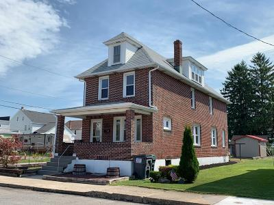 McAdoo PA Single Family Home For Sale: $92,000
