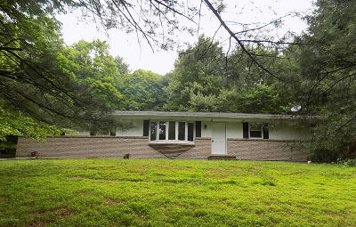 Kunkletown Single Family Home For Sale: 1288 Wood View Rd