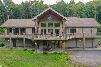 Palmerton Single Family Home For Sale: 112 North Creek Dr