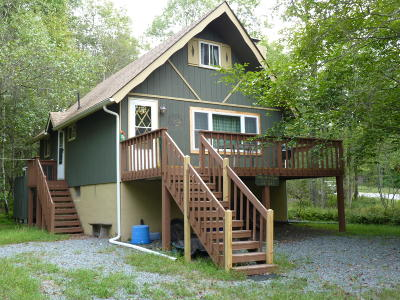 Pocono Lake Single Family Home For Sale: 159 Shawnee Dr