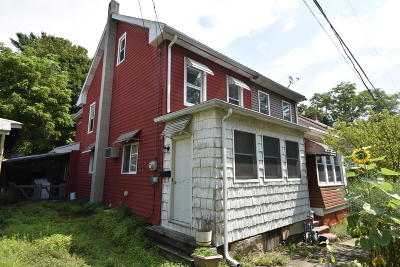 Jim Thorpe Single Family Home For Sale: 25 E 3rd Street