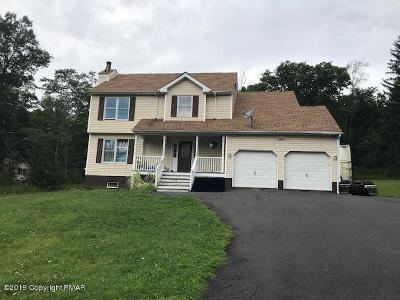 Mount Pocono Single Family Home For Sale: 84 Center Ave