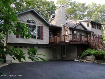 Stroudsburg Single Family Home For Sale: 419 Longview Dr