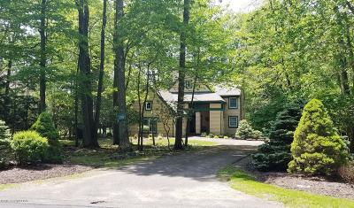 Buck Hill Falls Single Family Home For Sale: 179 Long Rd