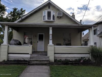 East Stroudsburg Multi Family Home For Sale: 165 Elizabeth Street