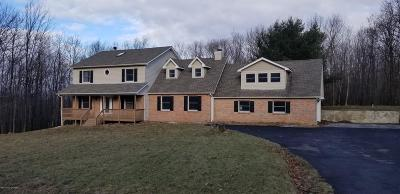 Blakeslee Single Family Home For Sale: 2760 Adirondack Dr