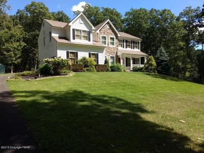 Swiftwater Single Family Home For Sale: 180 Summit Rd