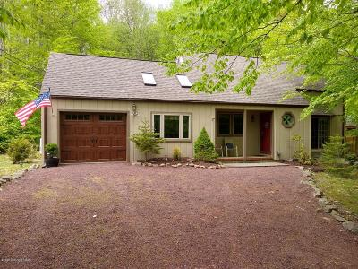Single Family Home For Sale: 5527 Fox Run