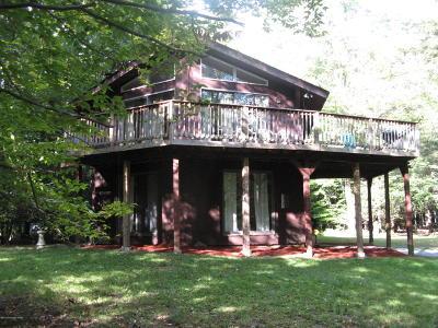 Pocono Lake Single Family Home For Sale: 233 King Arthur Rd
