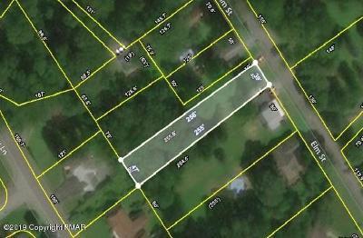 East Stroudsburg Residential Lots & Land For Sale: 20 Elm St