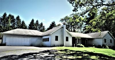 East Stroudsburg Single Family Home For Sale: 6212 Franklin Hill Rd