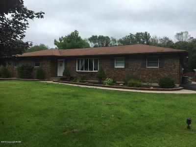 Cresco Single Family Home For Sale: 282 Lower Swiftwater Rd