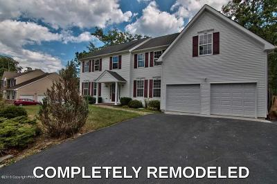 East Stroudsburg Single Family Home For Sale: 2488 Horseshoe Dr
