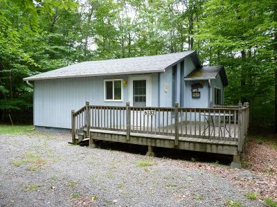 Pocono Lake Single Family Home For Sale: 6132 Chickasa Dr