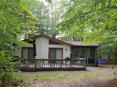 Pocono Lake Single Family Home For Sale: 115 Maxatawny Dr