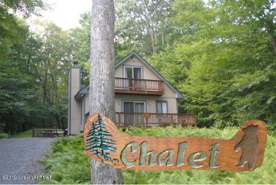 Pocono Lake Single Family Home For Sale: 1751 Stag Run