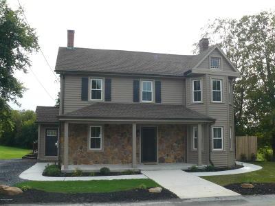 Lehigh County, Northampton County Single Family Home For Sale: 4214 Forks Church Rd