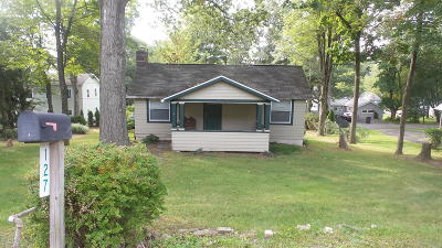 Mount Pocono Single Family Home For Sale: 127 Kinney Ave