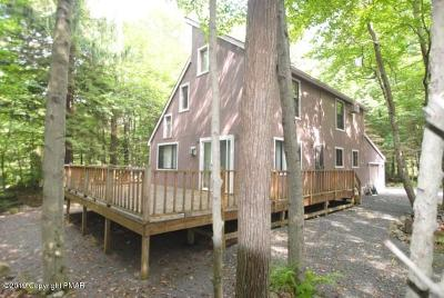 Pocono Lake Single Family Home For Sale: 107 Washo Path