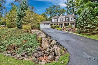 East Stroudsburg Single Family Home For Sale: 5165 Hilltop Cir