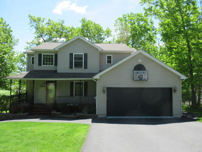 Monroe County, Pike County Rental For Rent: 211 Hobbit Dr